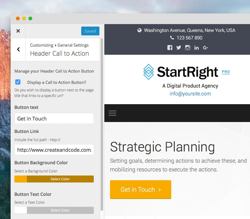 StartRight Pro - making customer conversions as simple as possible.
