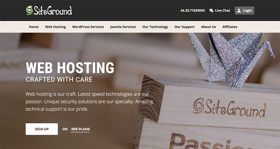 SiteGround Hosting Coupon Code