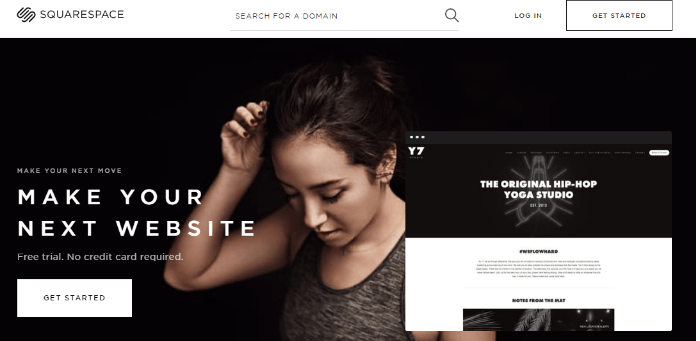 wordpress alternatives squarespace