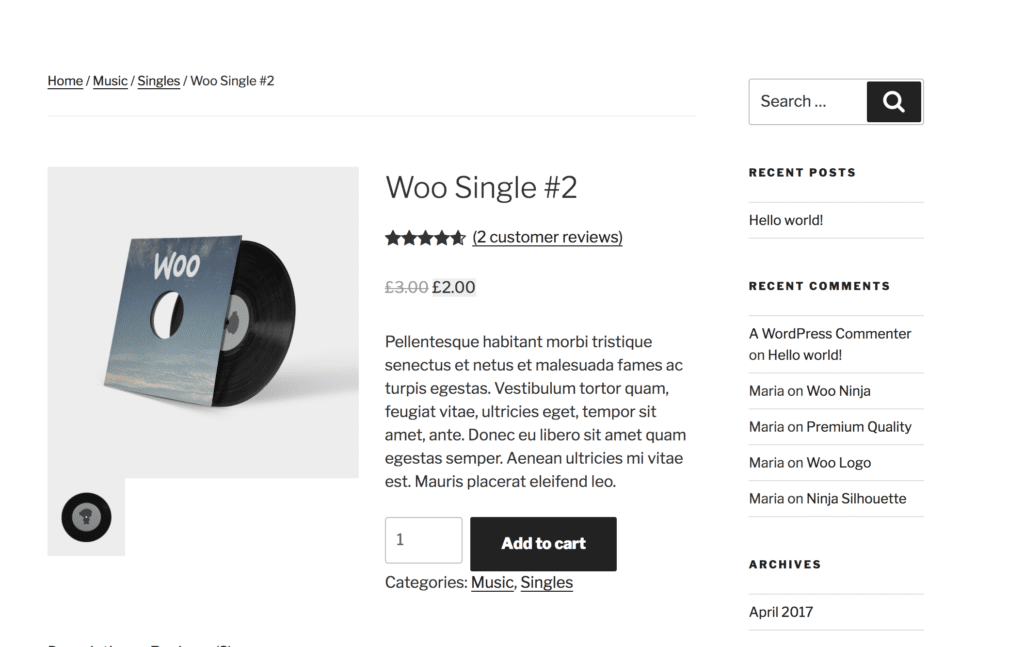 Disabling the new WooCommerce Product Image Gallery features on a per product basis