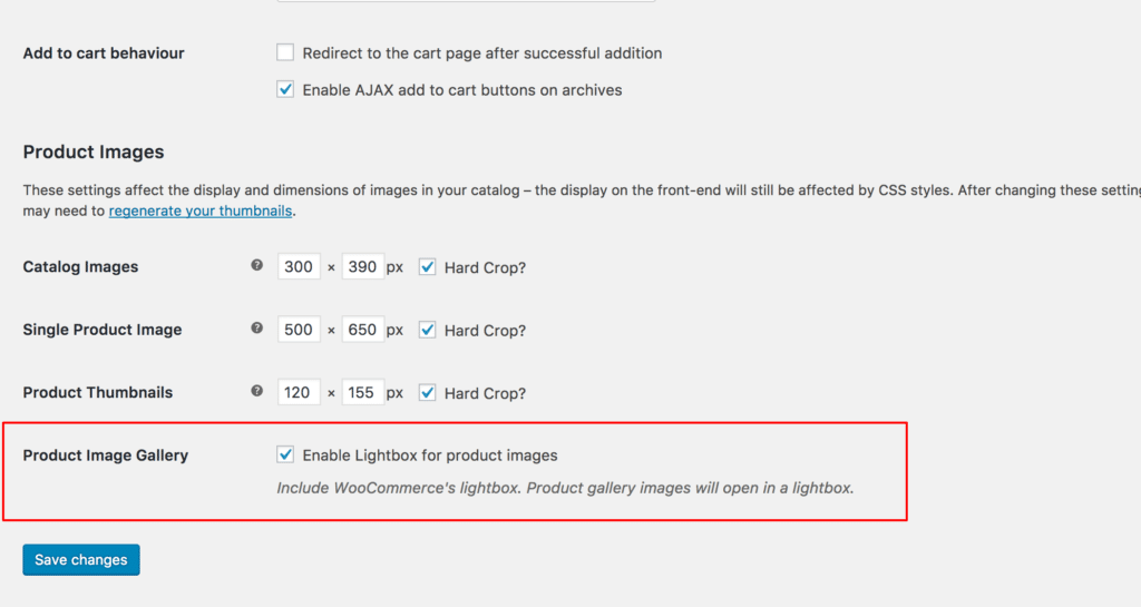 WooCommerce 2.X Lightbox feature - now removed in WooCommerce 3.0