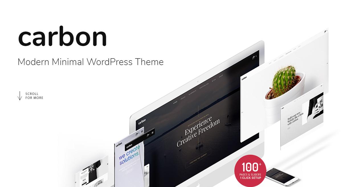 30+ Best Creative WordPress Themes - 2017 - Create and Code