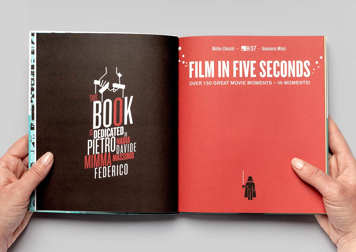 Film in Five Seconds Gift
