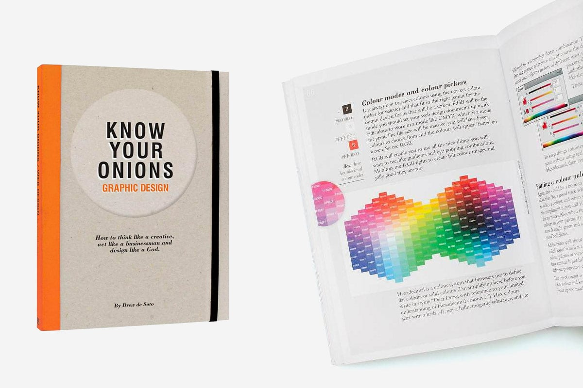 Know Your Onions: Graphic Design Gift