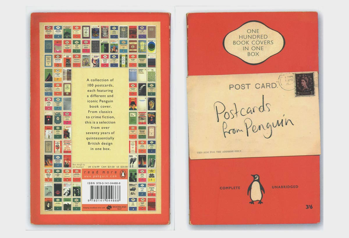 Postcards from Penguin Gift