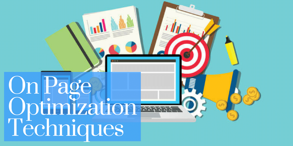 On-Page SEO optimization factors