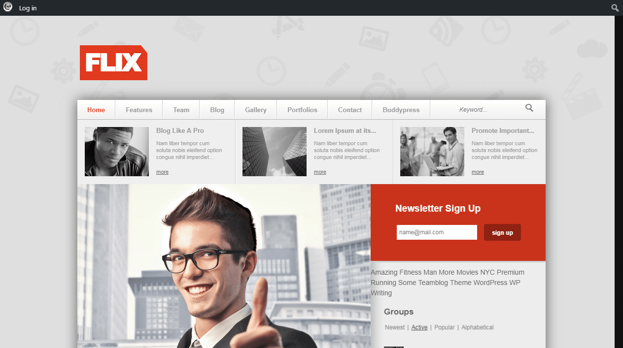 30+ Best BuddyPress themes - Create and Code