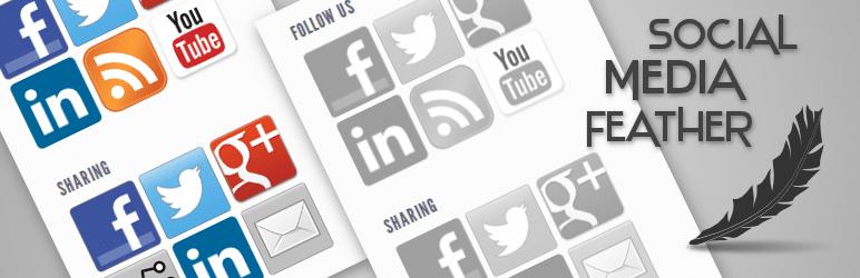 Social Media Feather Plugin