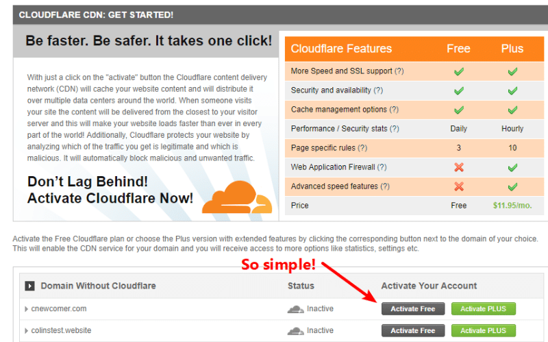 how to install cloudflare on wordpress with siteground