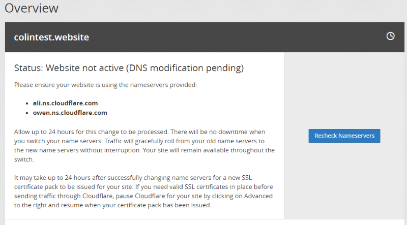 wait for dns