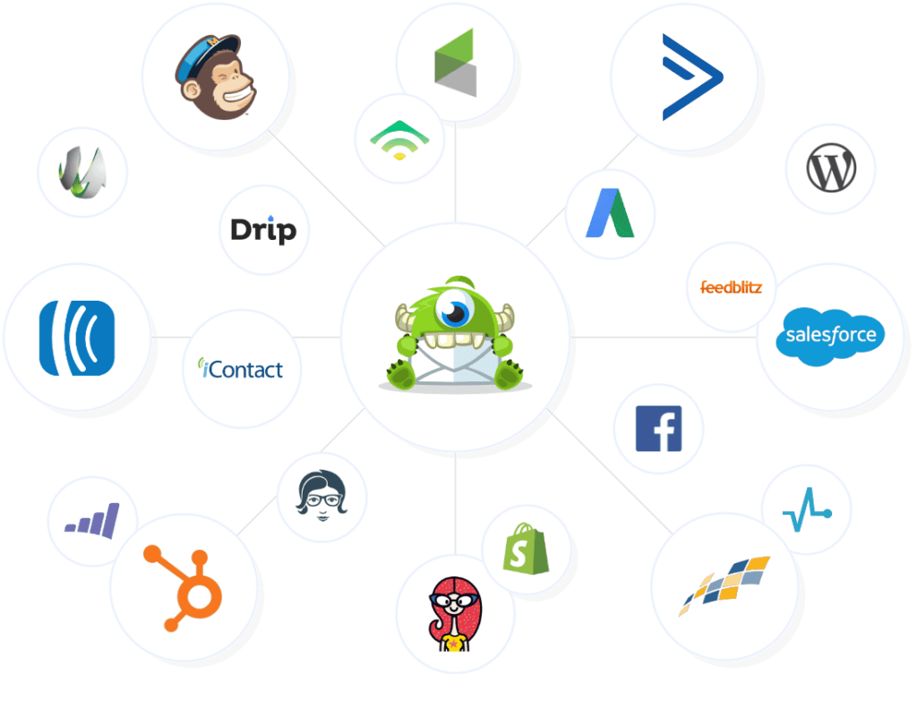 OptinMonster Email Integrations