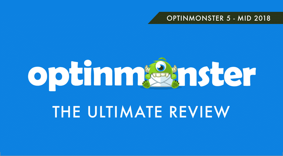 The Main Principles Of Optinmonster Vs Leadpages