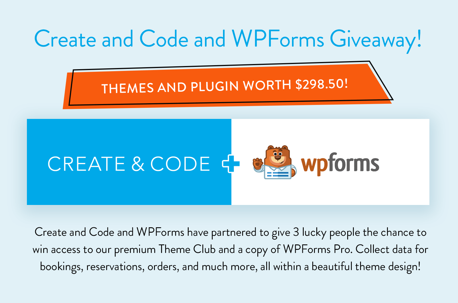 WPForms Review - How to easily create powerful forms in