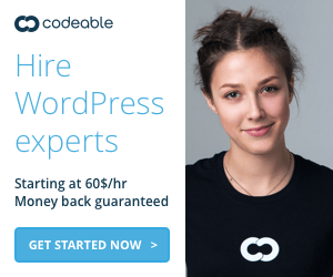 Codeable - hire WordPress experts