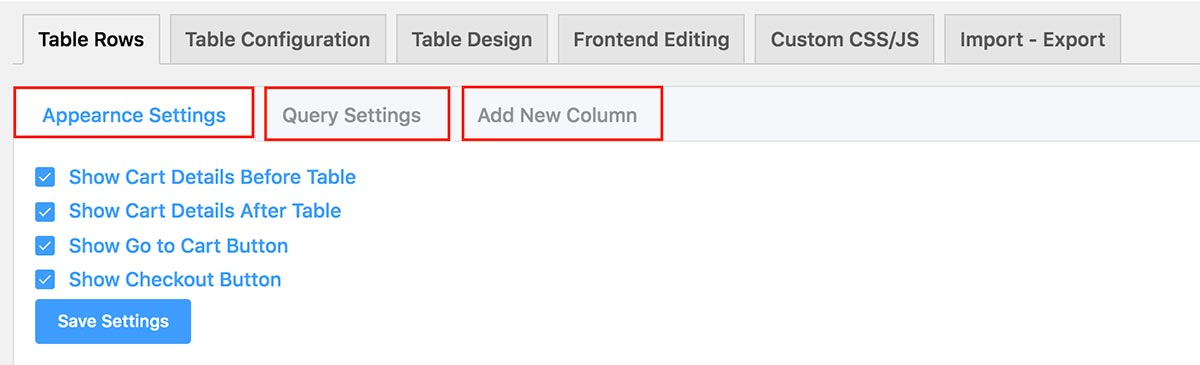 Make your WooCommerce product tables more personalized